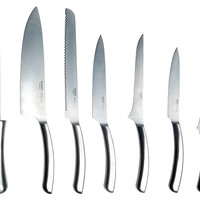 8-Pc Concavo Cutlery Set, Cutlery Knives
