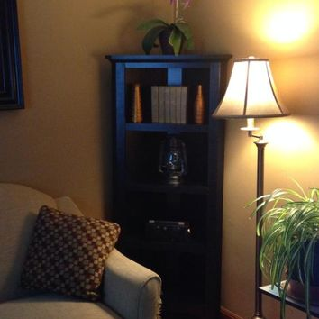 Threshold™ Carson Corner Bookcase