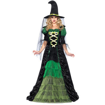 Storybook Witch Adult Small