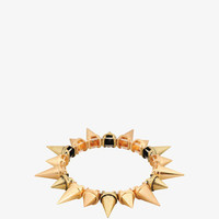 Spiked Burnished Bracelet | FOREVER21 - 1000045544