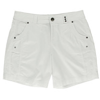 Style & Co. Womens Poplin Studded Cargo Shorts