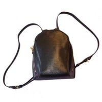 Mabillon bag LOUIS VUITTON Black in Leather All seasons - 503869