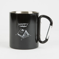 Happy Camper Carabiner Mug | Kitchen