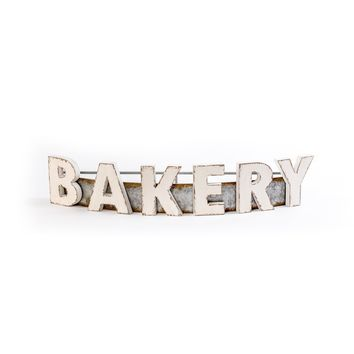 """4"""" BAKERY GENERAL STORE SIGN"""
