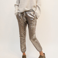 Pop Goes the Party Joggers (Silver)