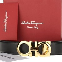 SALVATORE FERRAGAMO Girls Boys Belt-1