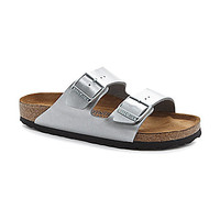 Birkenstock Women's Arizona Sandals - Silver