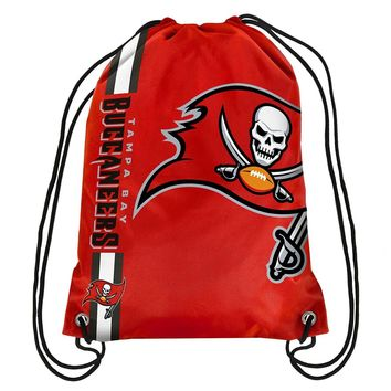 Tampa Bay Buccaneers NFL Drawstring BackPack - SackPack ~ NEW!