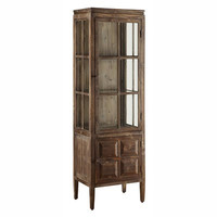 Crestview Grand Junction Tall Cabinet/Hutch CVFZR1042