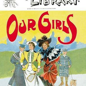 Puck's Library: Our Girls