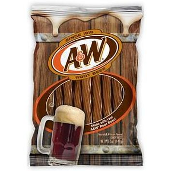 A&W Licorice Twists