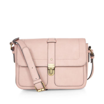 Cassidy Satchel Bag | Pink | Accessorize