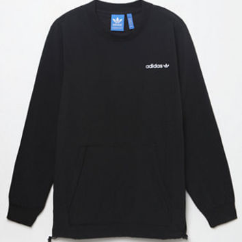 adidas Nylon Pocket Long Sleeve T-Shirt at PacSun.com