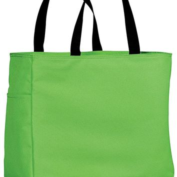 Joe's USA - Colorful Essential Tote Bags in 20 Different Colors