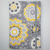 Kindle Cover, Kindle Touch Cover, Kindle Fire Cover, Kindle Paperwhite Cover, Nook Cover, iPad Mini, Tablet Hardcover Case, Suzani Floral