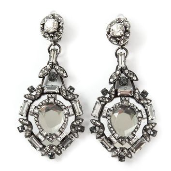 Lanvin embellished earrings