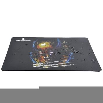 Personality 3D Painting Pattern Dota Carbon Resin Mouse Pad Popular No Fade Washable Anti-skid Gaming Mouse Pad