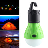 Soft Light Outdoor Hanging LED Camping Tent