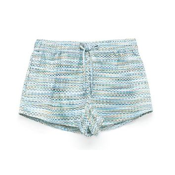 Woven Relaxed Shorts