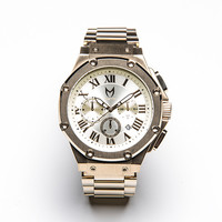 Meister Ambassador AM141SS Champagne Gold Edition Watch