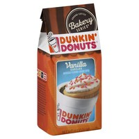 Dunkin' Donuts Ground Coffee Vanilla Cupcake, 11.0 OZ - Walmart.com