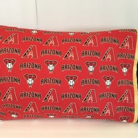 Arizona Diamondbacks pillowcase