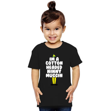 Cotton Headed Ninny Muggin Toddler T-shirt
