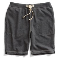 Warm Up Short in Charcoal Heather