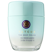 Sephora: Tatcha : The Deep Polish Rice Enzyme Powder : exfoliating-scrub-exfoliator