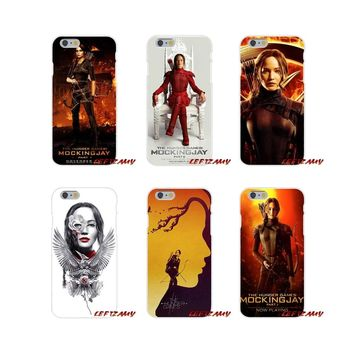 The Hunger Games Slim Silicone phone Case For Motorola Moto G LG Spirit G2 G3 Mini G4 G5 K4 K7 K8 K10 V10 V20