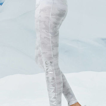 Active Camo Ski Bunny Leggings