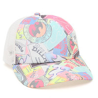 Billabong Heritage Mashup Trucker Hat at PacSun.com