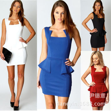 Sexy Women Fashion Dress Bodycon On Sale = 4547271172