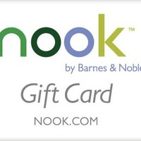 NOOK Gift Card