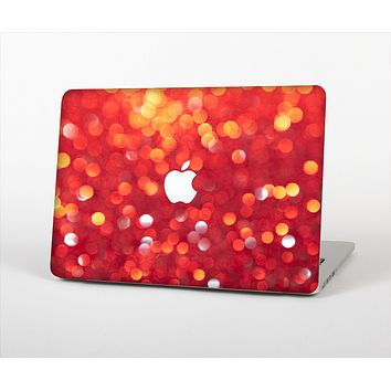 "The Unfocused Red Showers Skin Set for the Apple MacBook Pro 13"" with Retina Display"