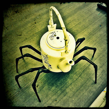 Spider teapot Holder (Arachnid teapot Holder)