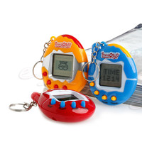 Nostalgic 90S Electronic 49 Pets in One Virtual Cyber Pet Toy Funny