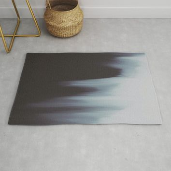 Glitch Stranger Rug by duckyb