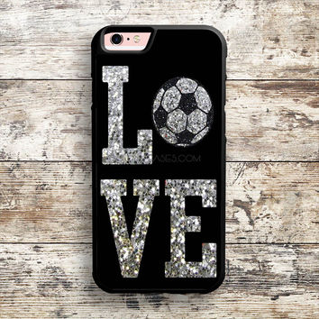 iPhone 6 6s 5s 5c 4s Cases, Samsung Galaxy Case, iPod Touch 4 5 6 case, HTC One case, Sony Xperia case, LG case, Nexus case, iPad case, Love Cheer Soccer Cases