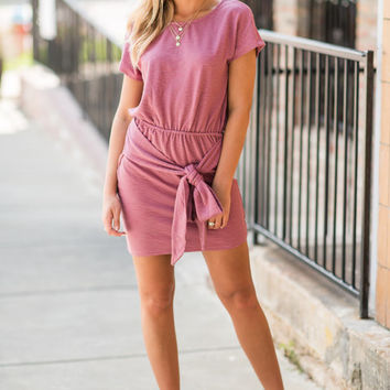 Southern Sass Dress, Rose