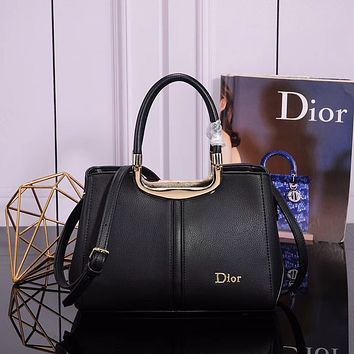 2019 New Office dior Women Leather Monogram Handbag Neverfull Bags Tote Shoulder Bag Wallet Purse Bumbag   Discount Cheap Bags Best Quality