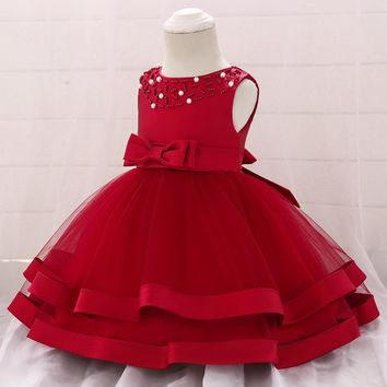 2019 Baby Girl Special Occasions Dress