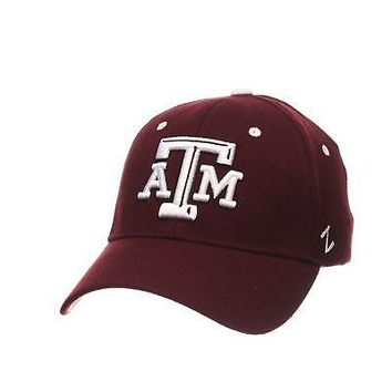 Licensed Texas A&M Aggies Official NCAA ZH X-Small Hat Cap by Zephyr 590577 KO_19_1
