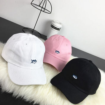 Retro Embroidery Baseball Cap Unique Hat