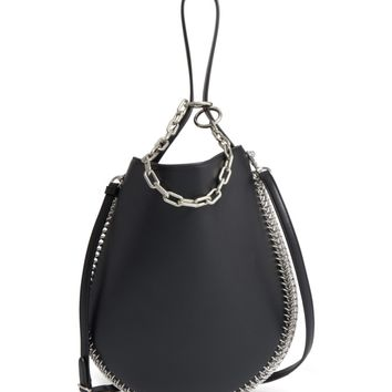 Alexander Wang Roxy Studded Leather Hobo Bag | Nordstrom