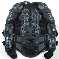 Motorcycle Safety Jacket Armor Vests Fall Proof Safety Suit Cosplay