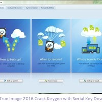 Acronis True Image 2016 Crack Keygen