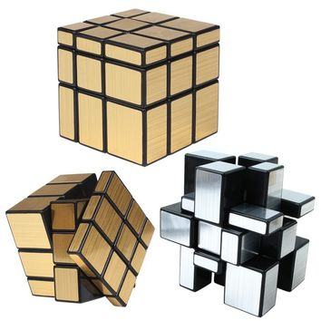 puzzle Golden mirror Magic cube Educational Toys, Toys Accessories 1128