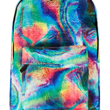 OIL SLICK BACKPACK - TOPMAN USA