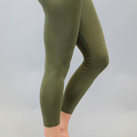 Perfect Legging - Olive
